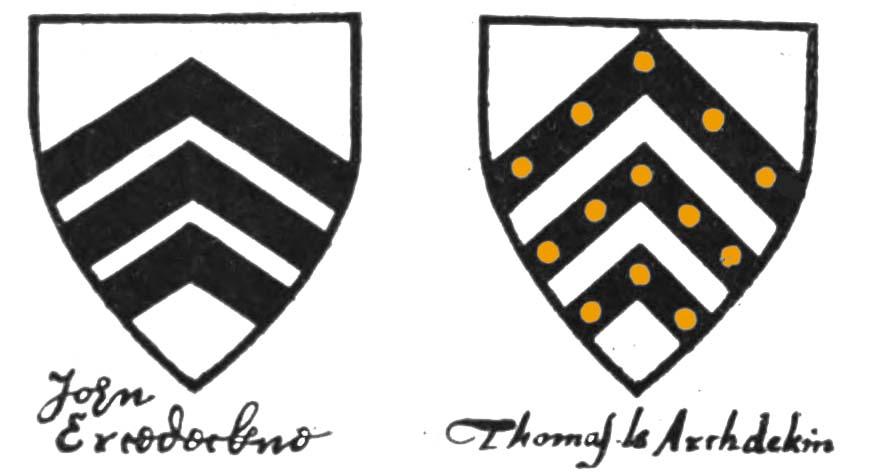 Arcedeckne arms 1