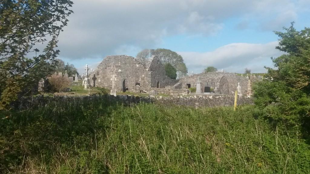 Ballinasmale abbey County Mayo