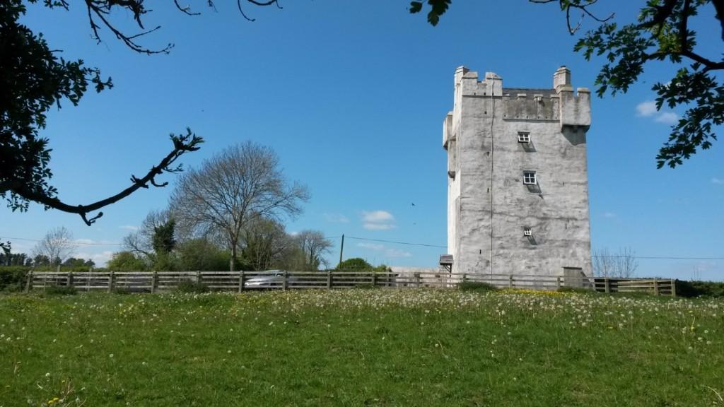 Brackloon castle southeast elevation