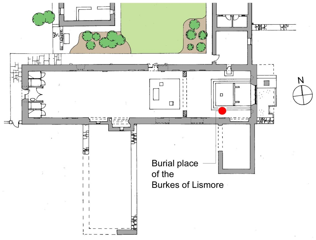 Burke of Lismore burial place final