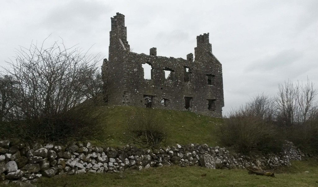 Cloonbigney house at Taughmacconnell