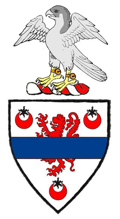 Dillon of Clonbrock arms final