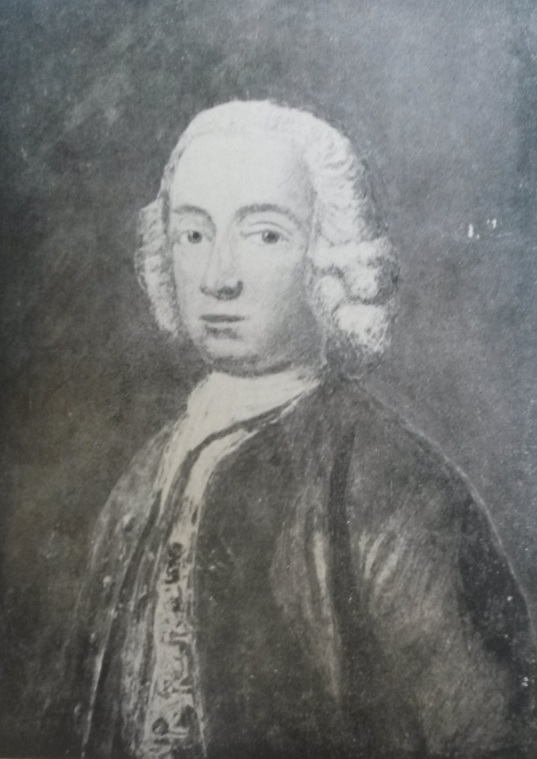Portrait of Richard Eyre MP brother of Lord Eyre