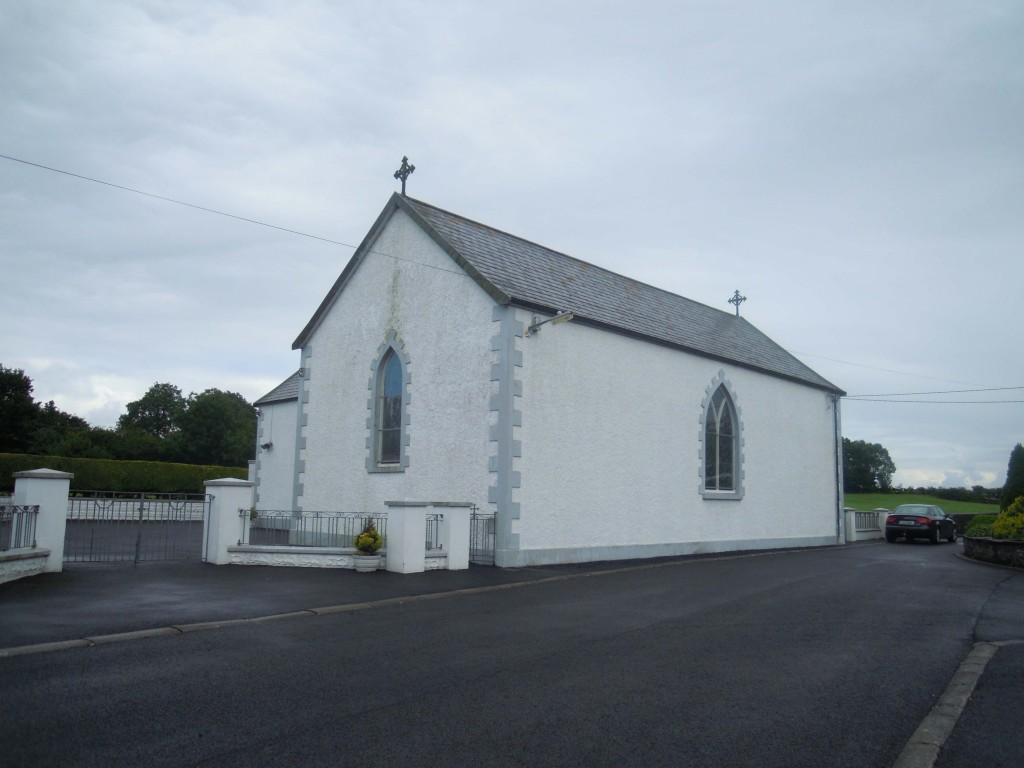 St. Patrick's church at Kiltormer