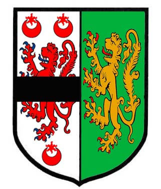 arms of Thomas Dillon Chief Justice of Connacht
