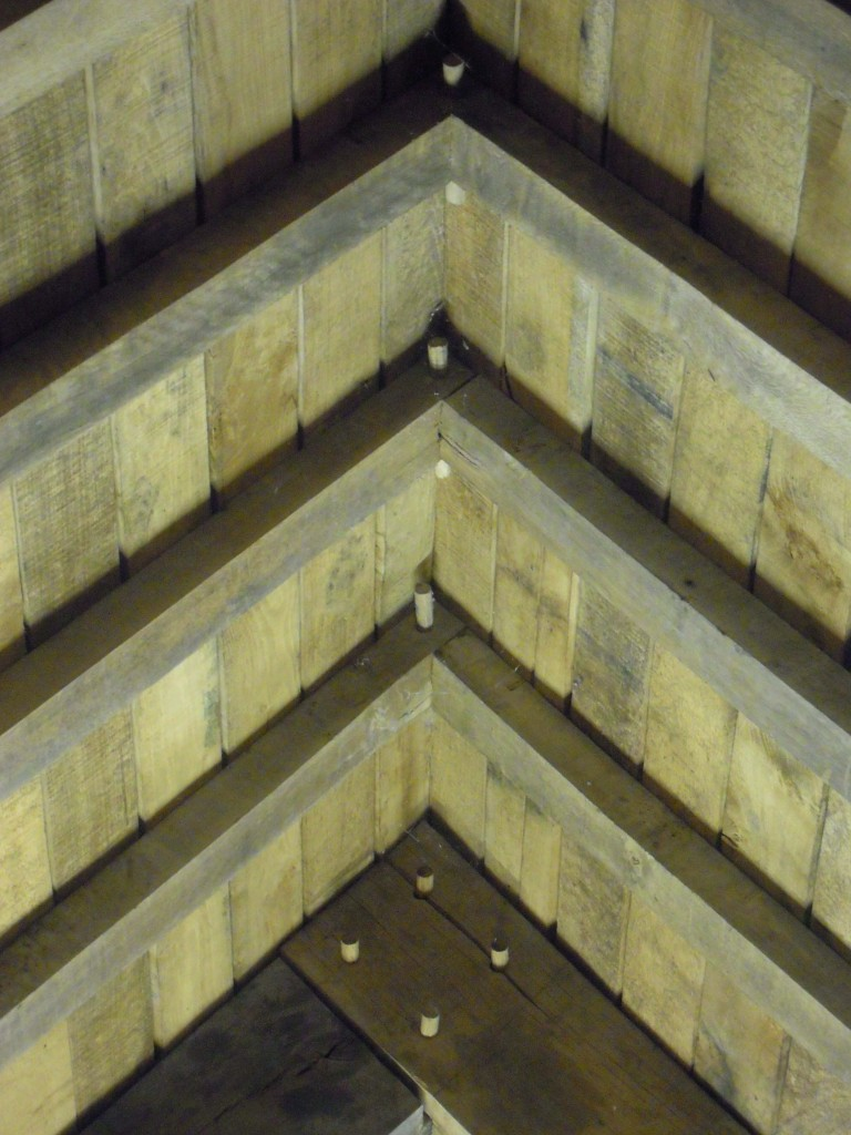 roof members and timber joints