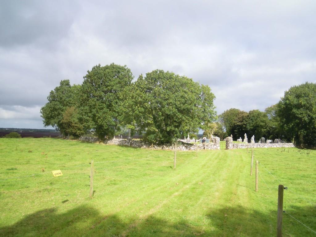 Cloonburren graveyard