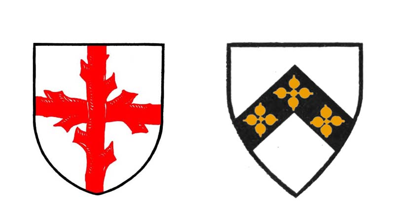 Lawrence and Eyre arms