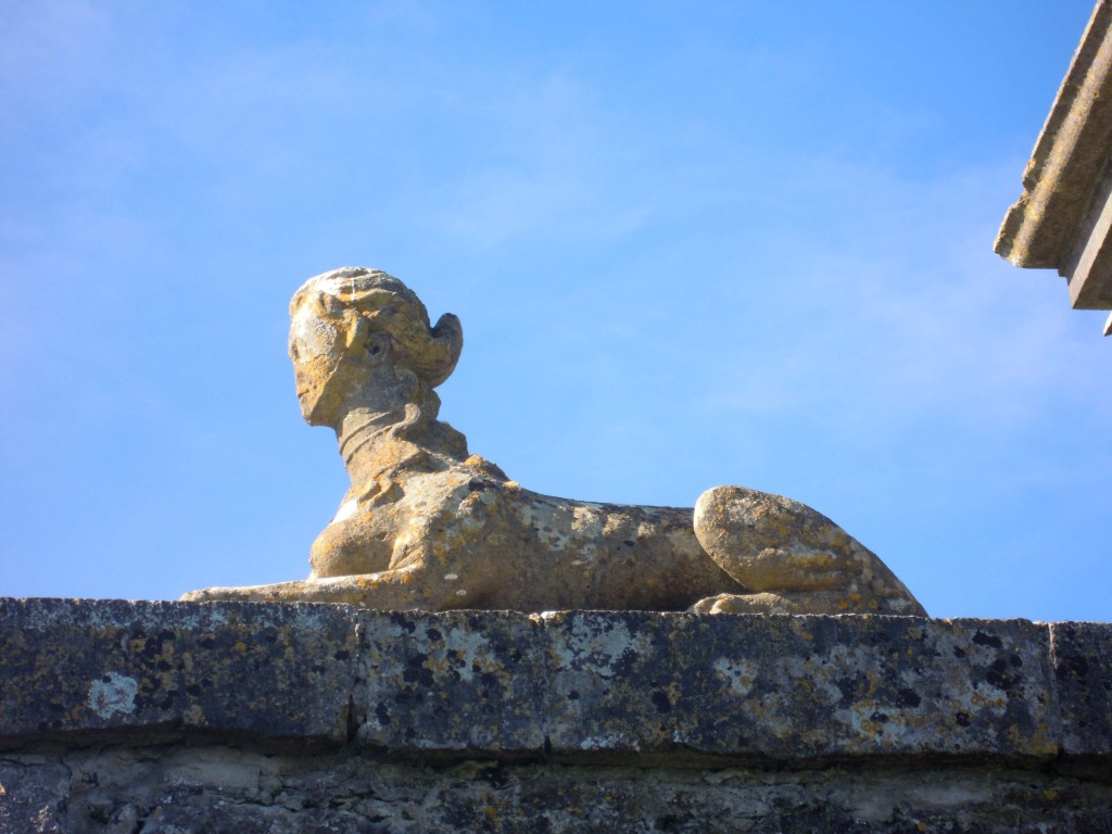 Sphinx, Volunteer Gate, Lawrencetown