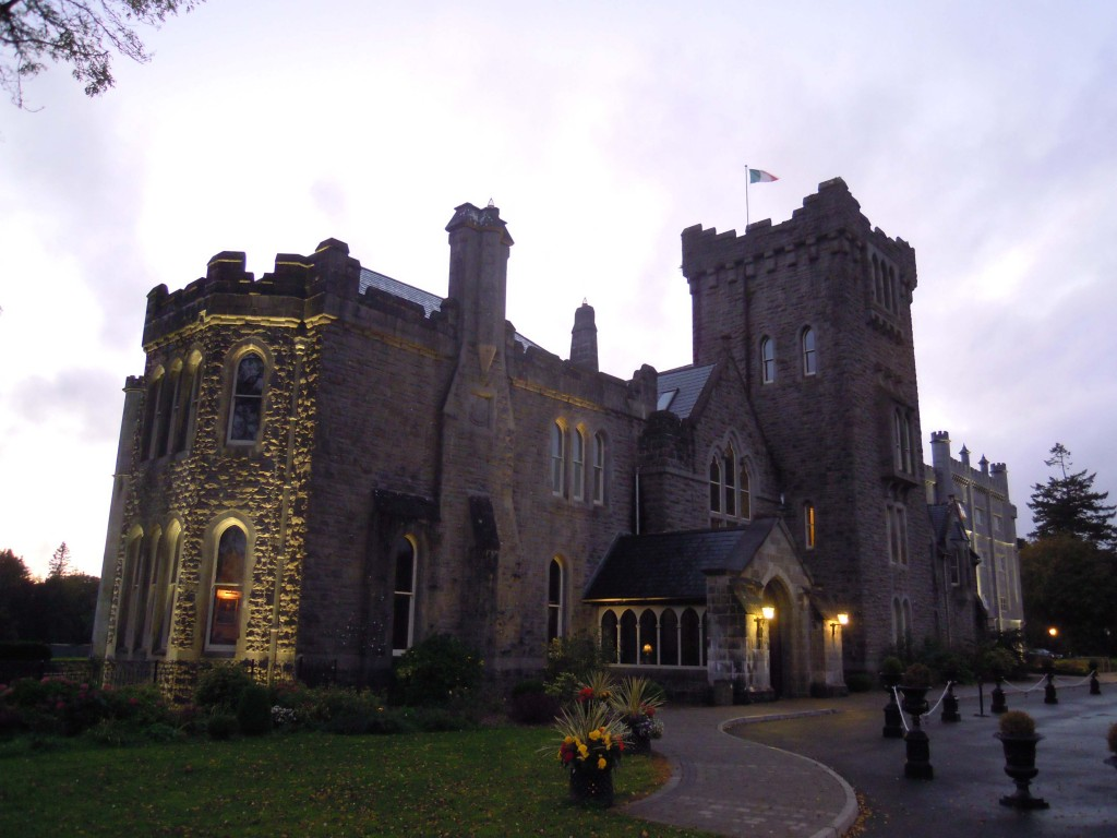 Kilronan Castle, County Roscommon