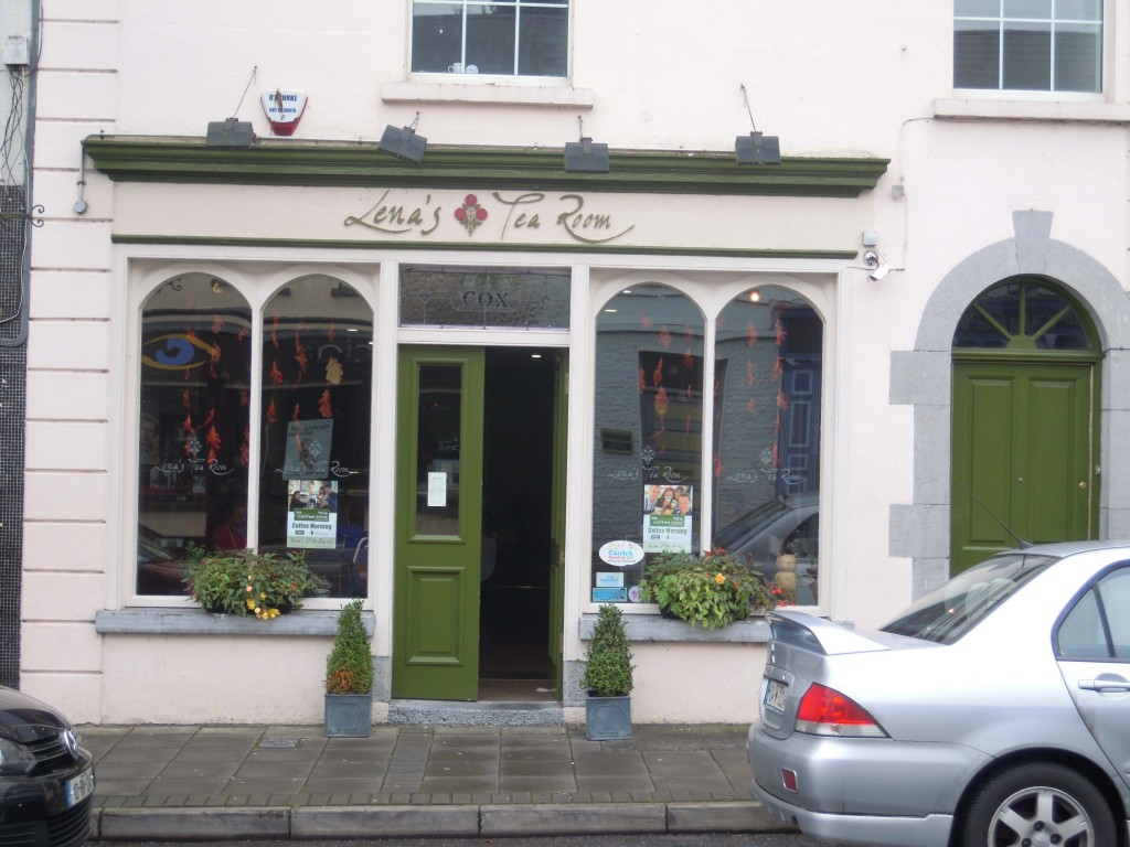 Lena's Tea Room, Carrick-on-Shannon
