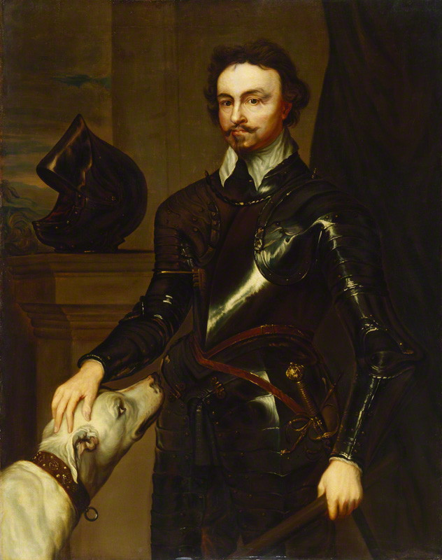 NPG 1077; Thomas Wentworth, 1st Earl of Strafford after Sir Anthony Van Dyck