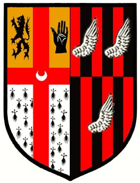 arms of David Burke merchant