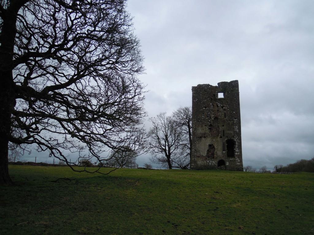 Derrymaclaughtny Castle