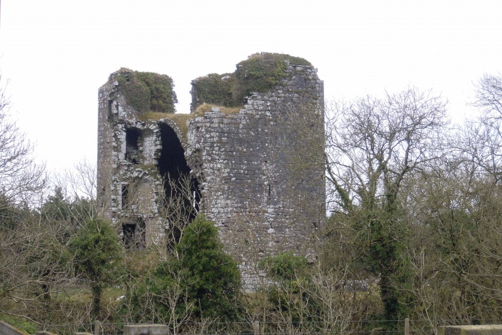 Lackagh tower house