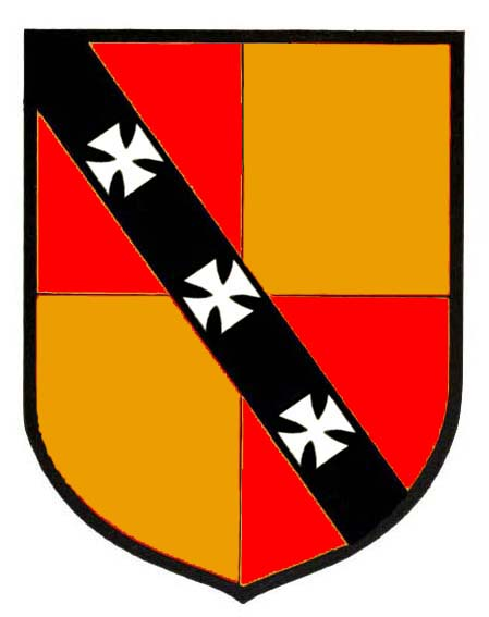 shield commonly associated with the name Hannon