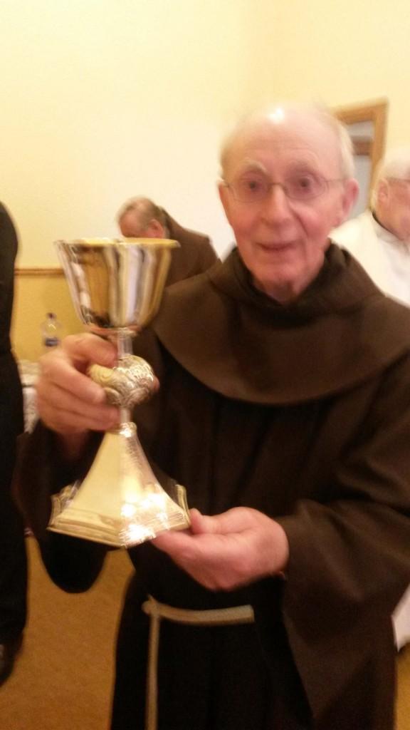 Fr MacMahon and chalice copy