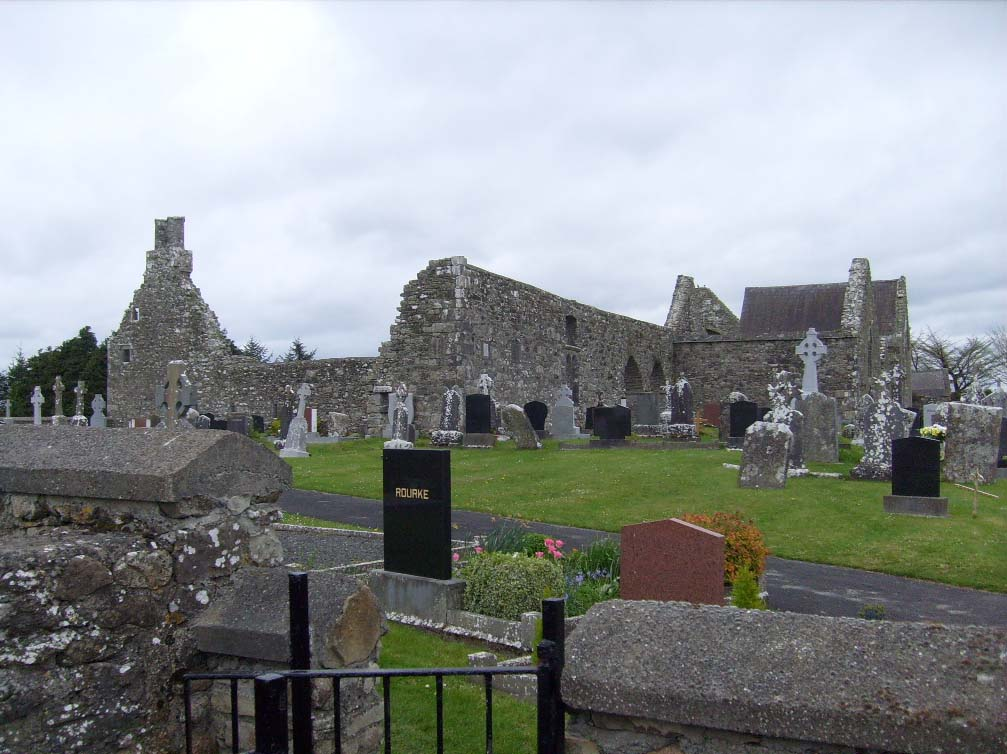 Kilnalahan friary church