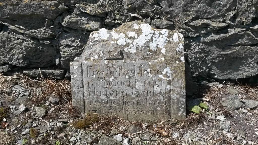 1781 Kelly stone
