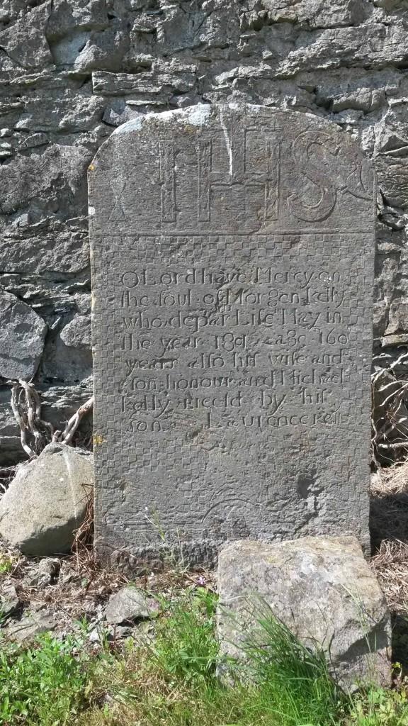 Kelly 1801 stone