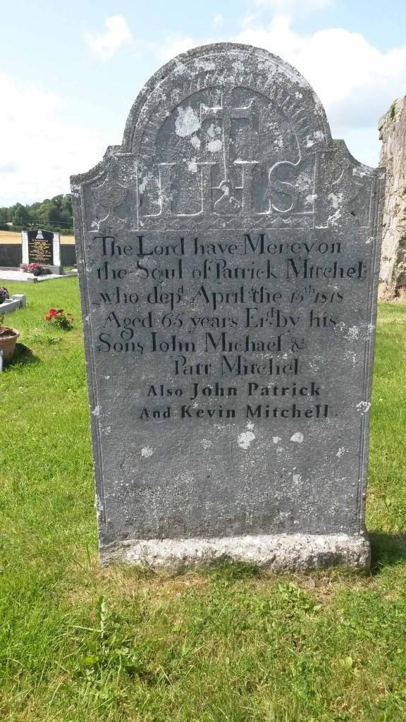 Mitchell stone
