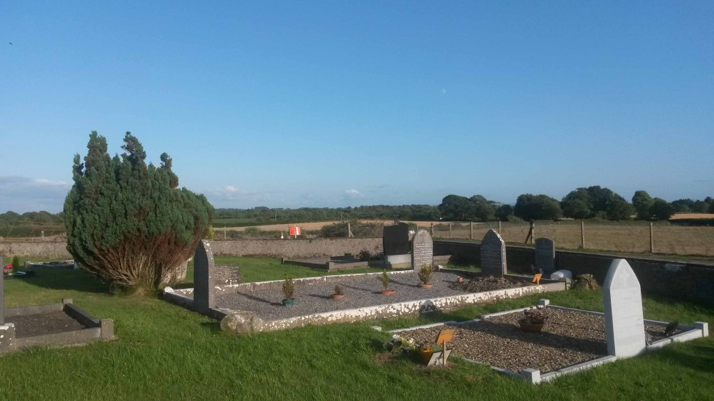O Kelly of Gurtray burial plot