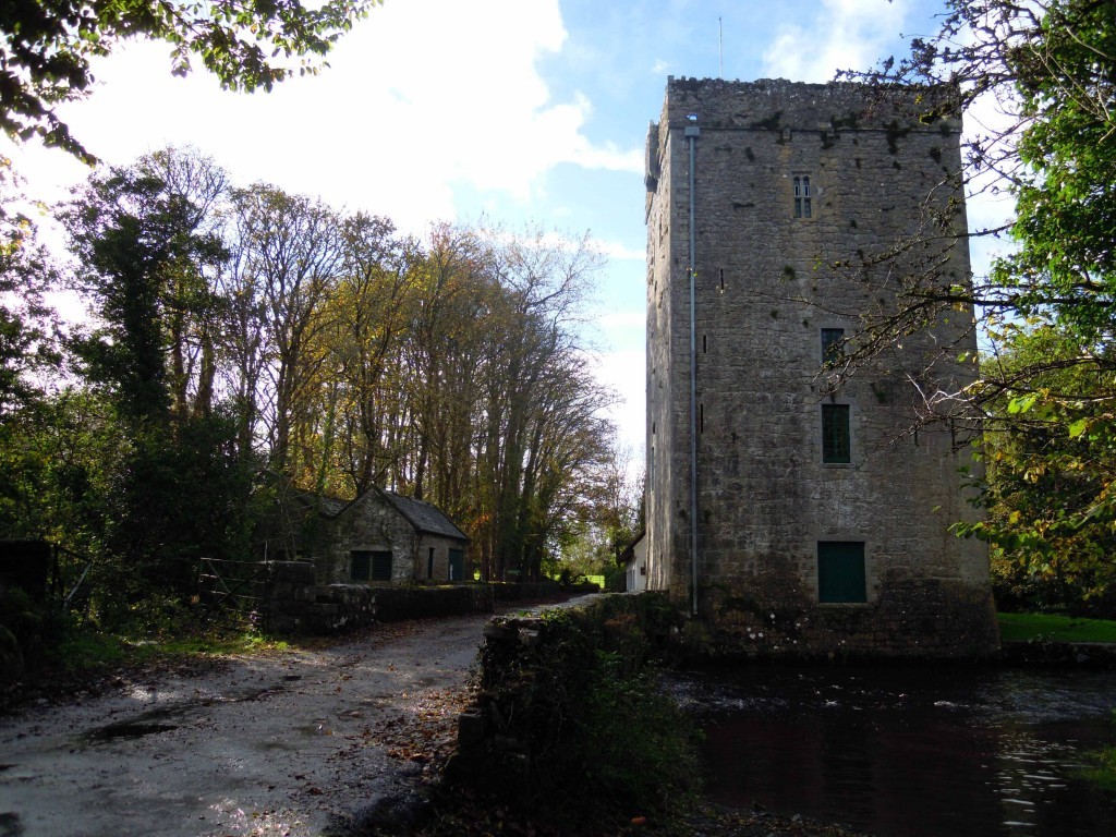 Ballylee tower house
