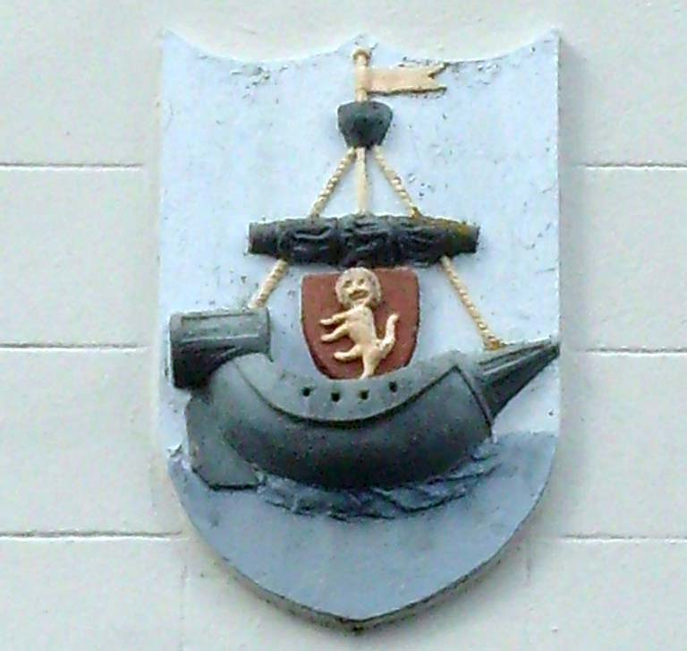 arms of Galway dated circa 1838
