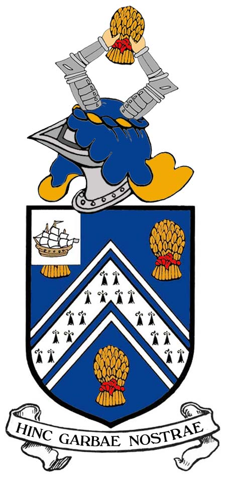 arms of Henry A Cummins