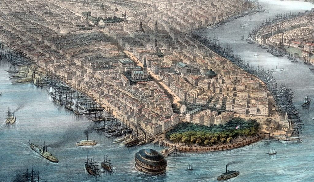 New York City1850s