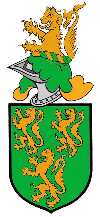 arms of Horan of County Galway