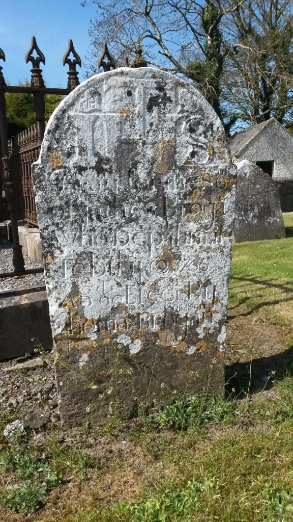 Brogan headstone Kiltormer