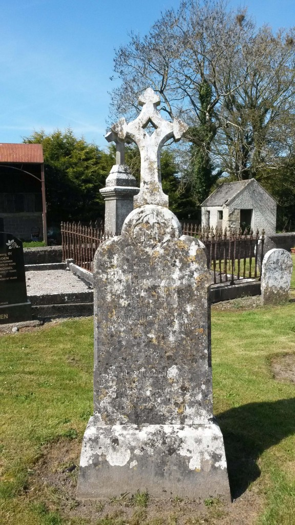 Madden headstone Kiltormer