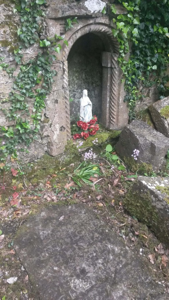 Fr John Mulgihy slab