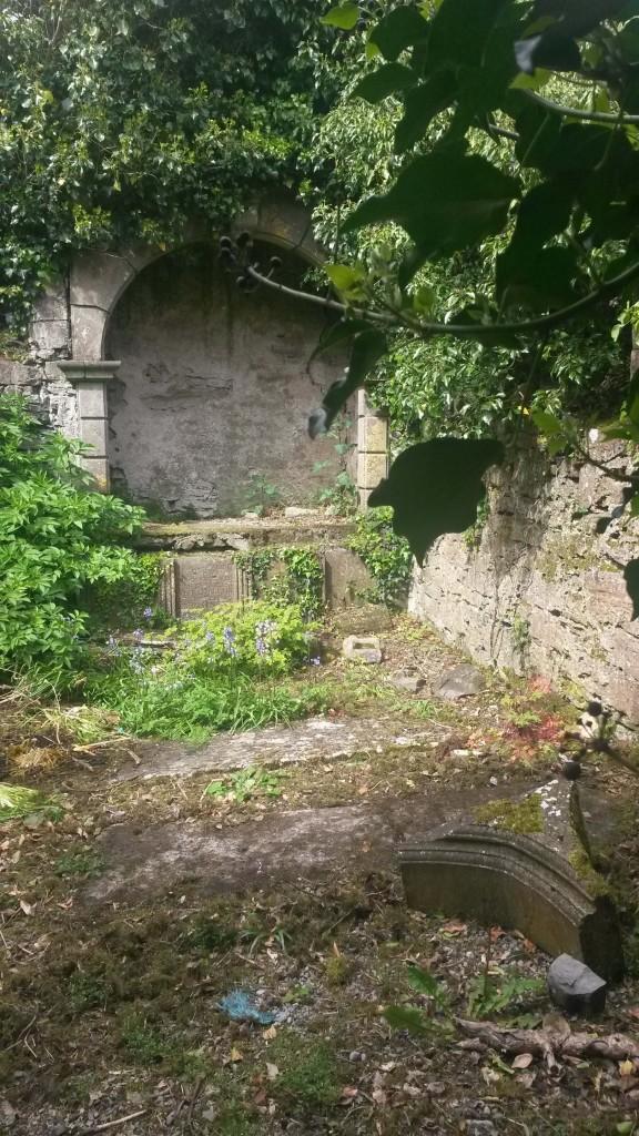 side chapel Abbeygormacan