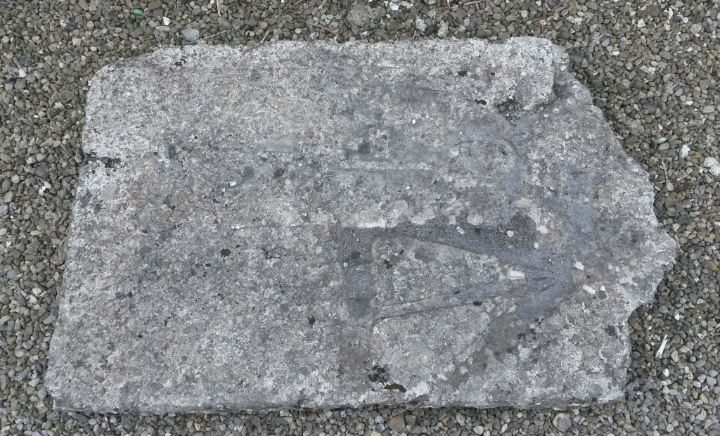 Tanian grave-slab at Athenry Abbey