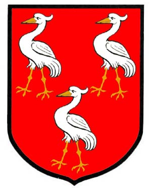 arms of Hearne of Hearnsbrook