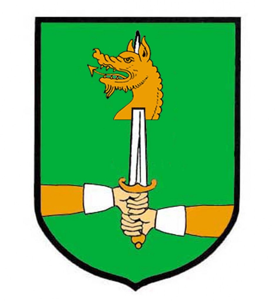 arms of Faye of Ballymoon, County Kildare