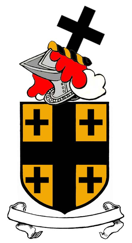 arms of Darsie of Gallway after those in G.O. Ms. 62