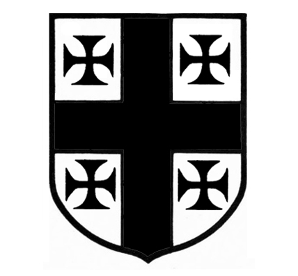 arms of Martin Darcy of Galway died 1636