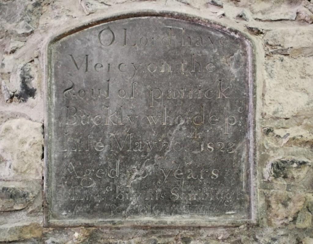 Buckly memorial Meelick