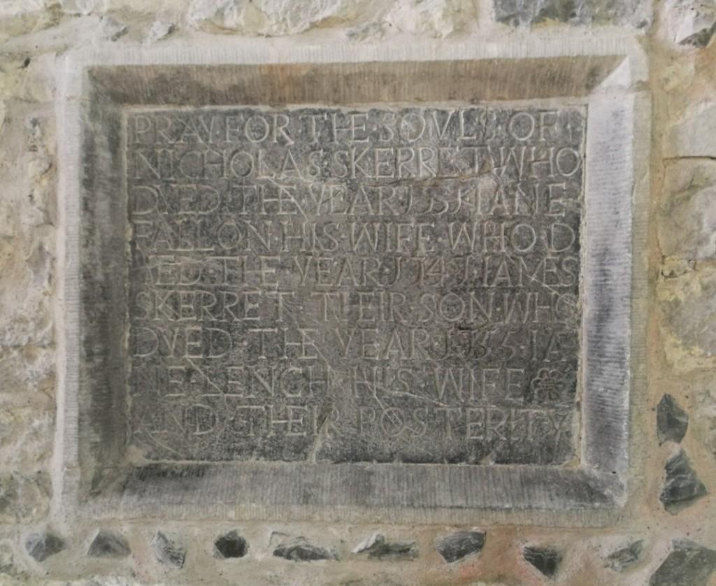 Skerrett memorial Meelick