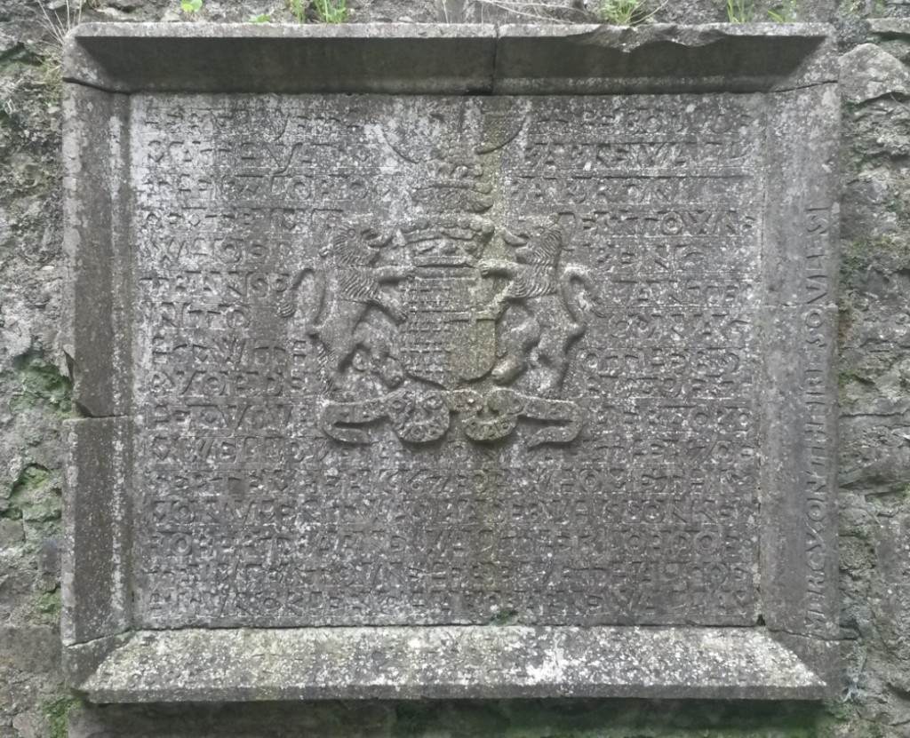 Barnewall tablet Kilconnell