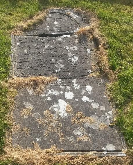 Cavanagh stone Doon