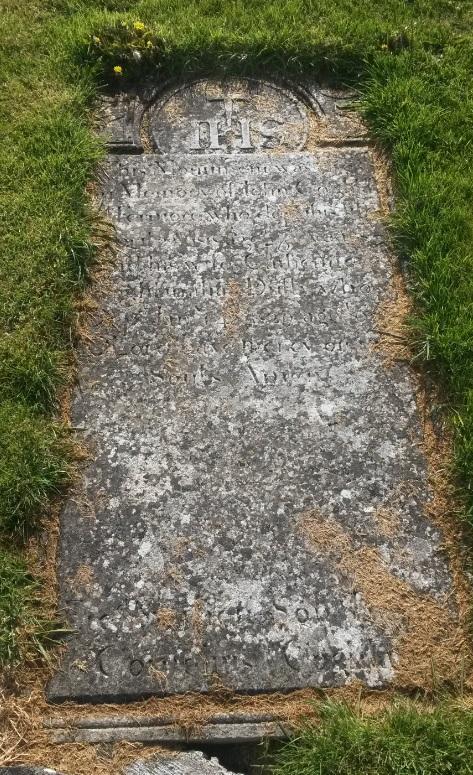 John Coghlan Fearmore stone Doon